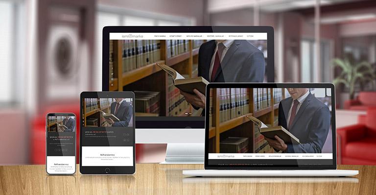 Hazır Avukat Web Sitesi